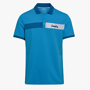 POLO STATEMENT SS, SKY-BLUE MALIBU, medium