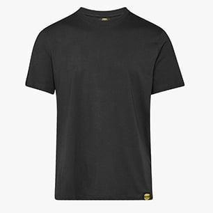 T-SHIRT MC ATONY ORGANIC, NEGRO, medium