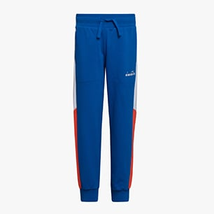 JB. PANT CUFF DIADORA CLUB, MICRO AZUL, medium
