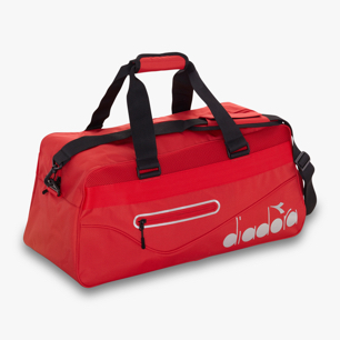 BAG TENNIS, TOMATO RED, medium