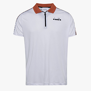SS POLO CHALLENGE, OPTICAL WHITE, medium