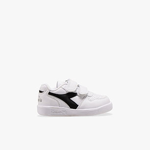 PLAYGROUND TD, WHITE/BLACK/ASH, medium