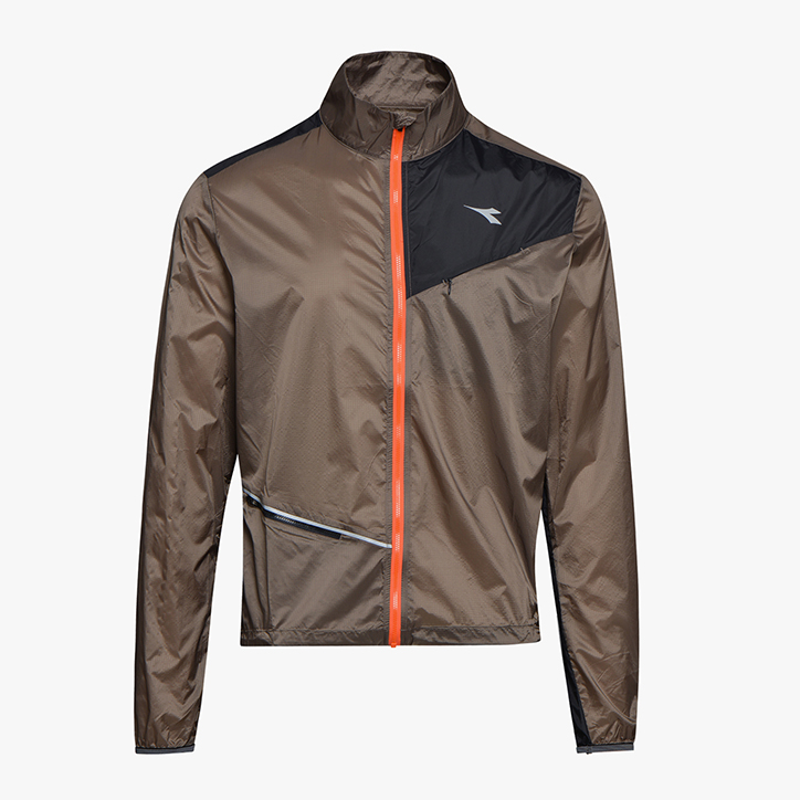WIND JACKET, BUNG GRAY, large