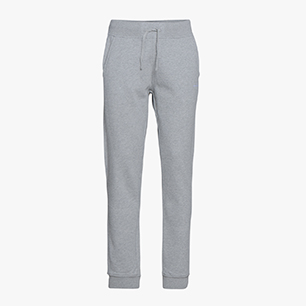 PANT 5PALLE, LIGHT MIDDLE GREY MELANGE , medium