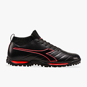 BRASIL ELITE R TF, BLACK/RED FLUO, medium