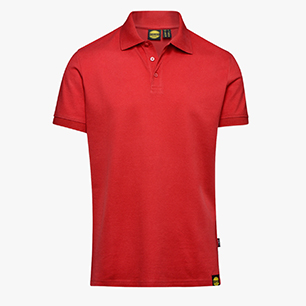 POLO MC ATLAR II, TRUE RED, medium