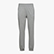 CUFF PANTS CORE LIGHT, LIGHT MIDDLE GREY MELANGE , swatch