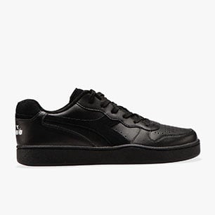 MI BASKET LOW, NOIR, medium