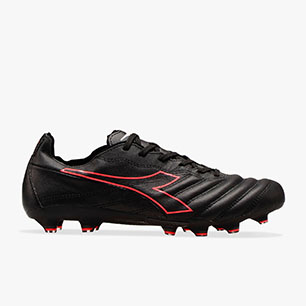 BRASIL ELITE LT LP12, BLACK/RED FLUO, medium