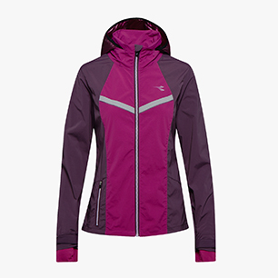L.BRIGHT WIND LOCK JACKET, VIOLET PERFECT, medium