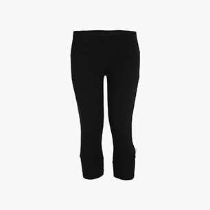 L.LEGGINS 3/4 STC, BLACK, medium