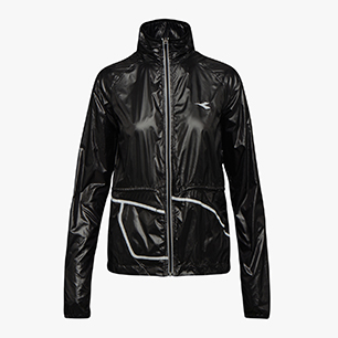 L. WIND JACKET, BLACK, medium