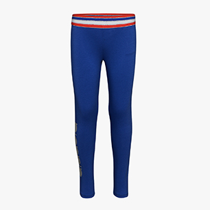 JG.LEGGINS 5 PALLE, BLUE PERSIA, medium
