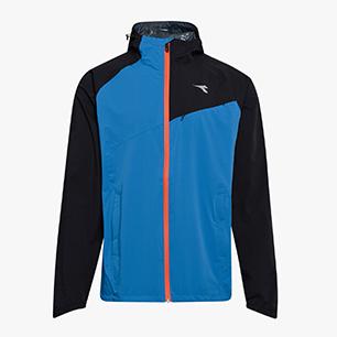 giacca running diadora