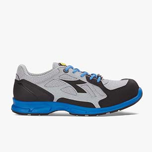 D-FLEX LOW S1P SRC, GRAY/ROYAL, medium