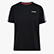 L. SS T-SHIRT PLUS BE ONE, BLACK, swatch