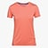 L. X-RUN SS T-SHIRT, PINK PEACH, swatch