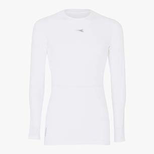 LS T-SHIRT ACT, BLANCO ÓPTICO, medium