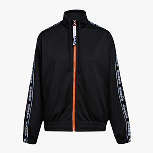 L. TRACK JACKET TROFEO, NOIR, medium