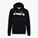 HOODIE FZ 5PALLE, BLACK/OPTICAL WHITE, swatch