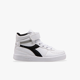 PLAYGROUND H PS, WHITE/ASH/BLACK, medium