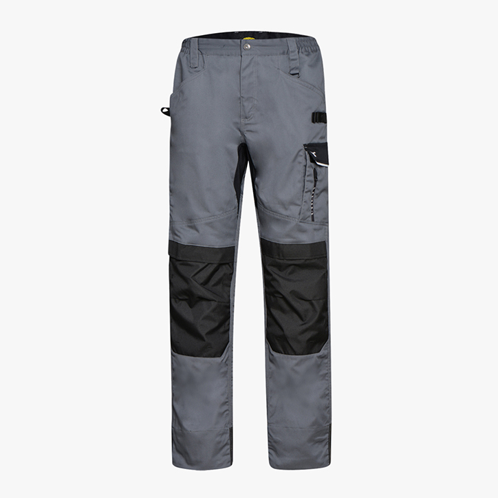 PANT. EASYWORK LIGHT ISO 13688:2013, STEEL GREY, large