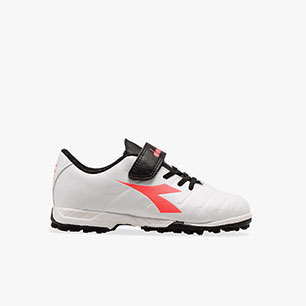PICHICHI 3 TF JR VE, WHITE/BLACK/RED FLUO, medium