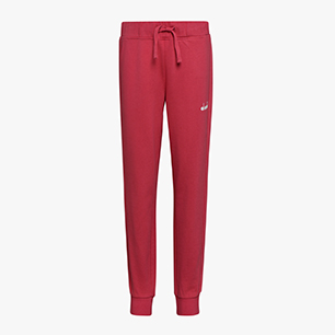 JU. PANTS CUFF ELEMENTS, RED CLARET, medium