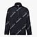 TRACK TOP 1/2 ZIP 5PALLE AOP, NOIR, swatch