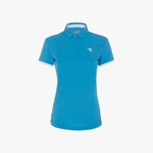 L. POLO COURT, NEON BLUE, medium