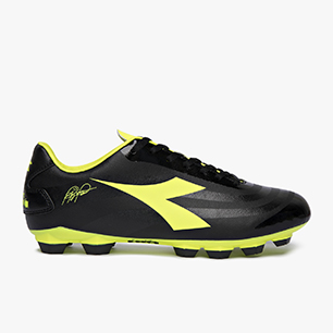 RB10 MARS R LPU, BLACK/FLUO YELLOW DIADORA, medium