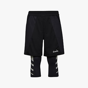 POWER SHORTS BE ONE, NERO, medium