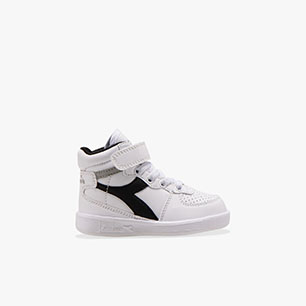 PLAYGROUND H TD, WHITE/ASH/BLACK, medium