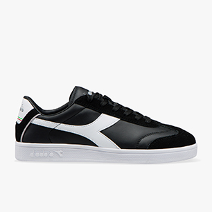 KICK P, BLACK /WHITE, medium