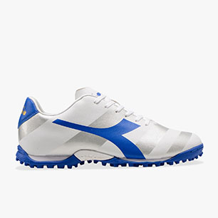 RAPTOR R TF, WHITE/SILVER/ROYAL, medium