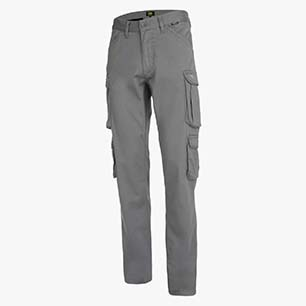 WAYET II  ISO 13688:2013, GREY UK, medium