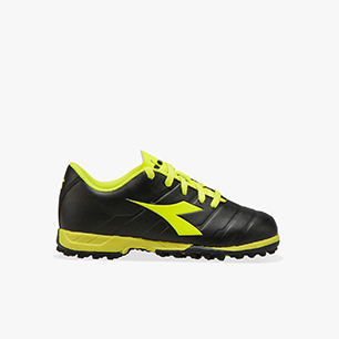 PICHICHI 3 TF JR, BLACK/FLUO YELLOW DIADORA, medium