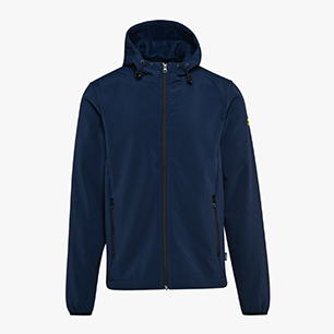 SOFTSHELL LEVEL ISO 13688:2013, CLASSIC NAVY, medium