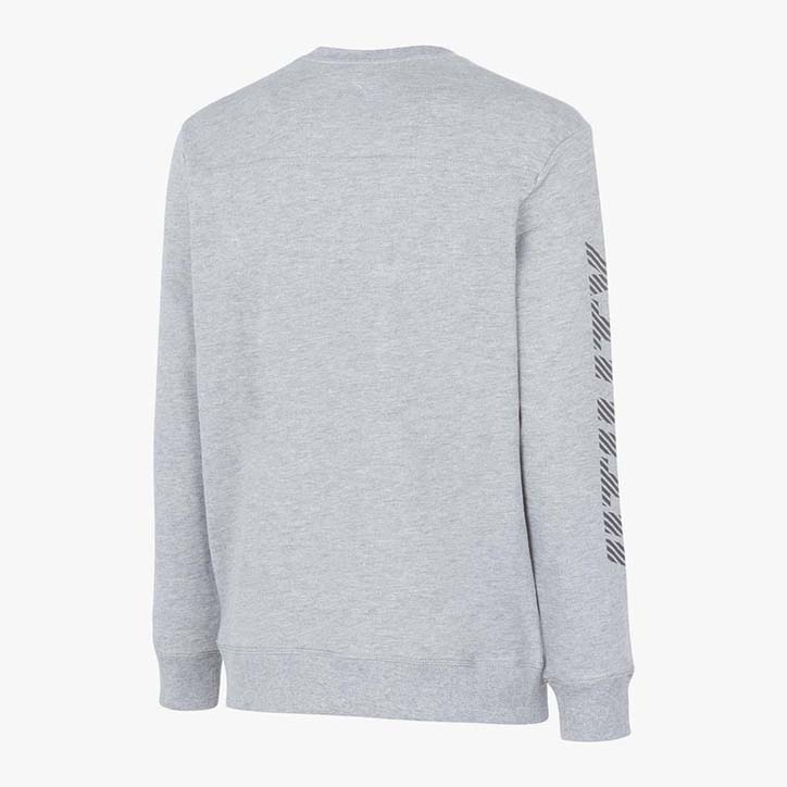 SWEATSHIRT FALCON II, LIGHT MIDDLE GREY MELANGE, large