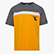 T-SHIRT SS DIADORA CLUB, YELLOW SAFFRON, swatch