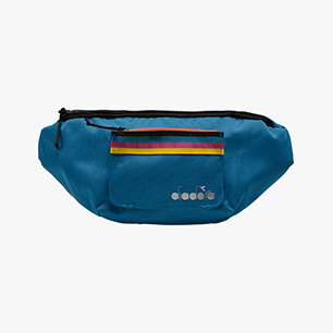 BUMBAG TROFEO, MOSAIC BLUE, medium
