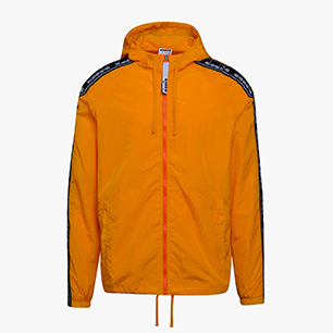 JACKET TROFEO, ORANGE MUSTARD, medium