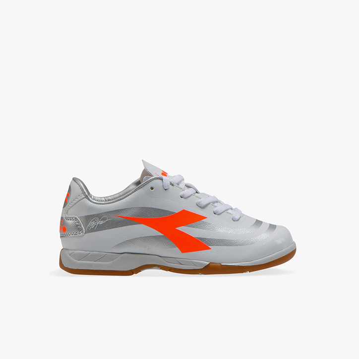 RB10 MARS R ID JR, WHITE/RED FLUO/SILVER, large