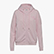 L.HD FZ SWEAT FREGIO, CRADLE PINK, swatch