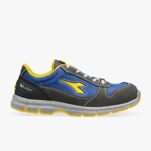 RUN II LOW S3 SRC ESD, CASTLE ROCK/INSIGNIA BLUE, medium