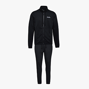 FZ CUFF SUIT UNBRUSHED CORE, NERO, medium