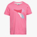 JU.SS T-SHIRT FREGIO, PINK PASSION, swatch