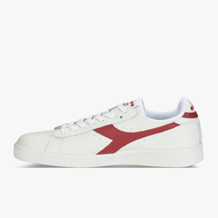 GAME L LOW, WHITE/CHILI PEPPERS/WHITE, large