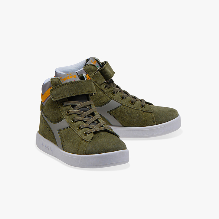 GAME S HIGH PS, BURNT OLIVE GREEN, large