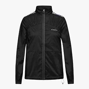 L. LIGHTWEIGHT WIND JACKET, BLACK, medium